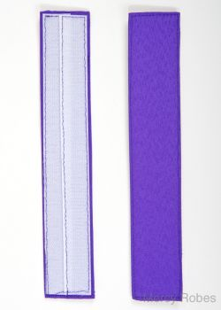 ROMAN PURPLE BANDS FOR MERCY ROBES ROCHET