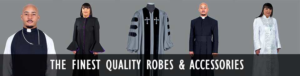 96ffbf0e8b Ladies Clergy Robes - Ladies Clergy Collection